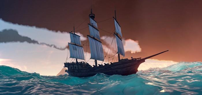 Steam-чарт: Sea of Thieves заняла первую строчку