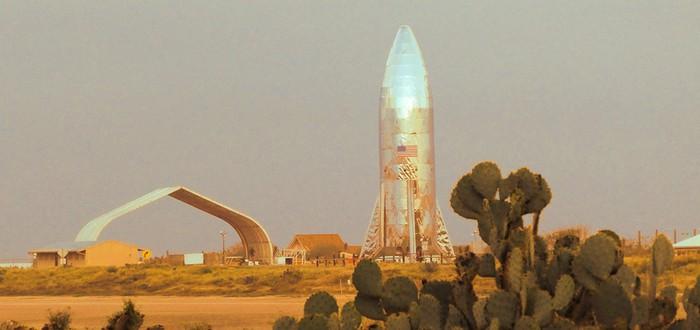 Илон Маск: Starship стал главным приоритетом