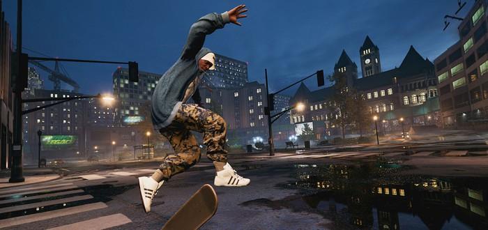 Документальный фильм по Tony Hawk's Pro Skater расскажет о первых двух играх