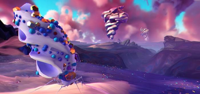 Paper Beast от создателя Another World выйдет в Steam