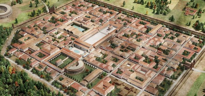 С помощью георадаров археологи восстановили образ древного римского города