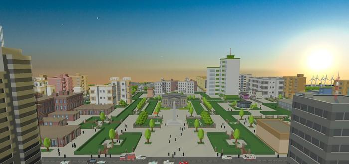 Строительство и управление городом мечты в первом трейлере стратегии Silicon City