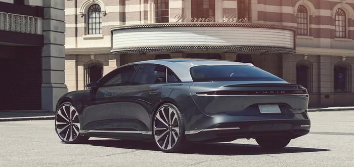 """Lucid Motors: Пожалуйста, не называйте нас """"убийцами Tesla"""""""