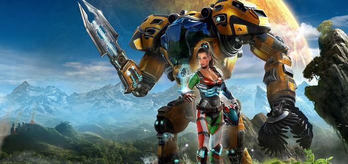 Синтез They are Billions и Diablo в новом геймплее The Riftbreaker