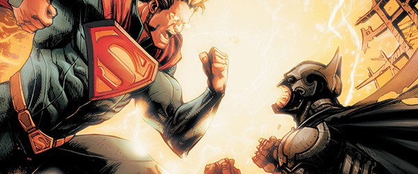 Новый фильм Superman-Batman – это противостояние героев?