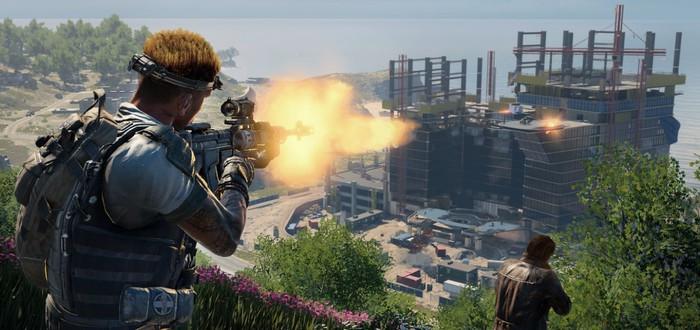 Слух: Королевская битва Blackout из Black Ops 4 может быть внедрена в Warzone