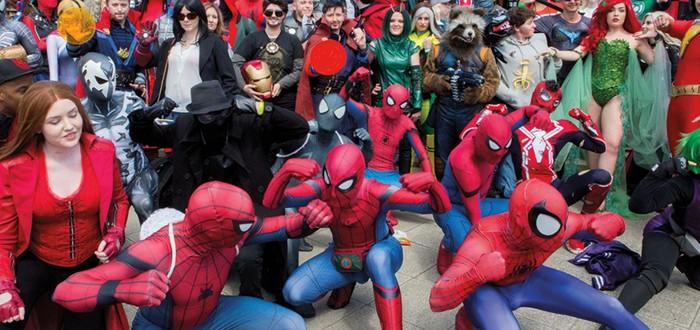 San Diego Comic-Con 2020 пройдет 22-26 июля в онлайн-формате