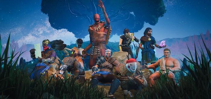 Новый трейлер ролевой игры The Waylanders, в раннем доступе Steam с 16 июня