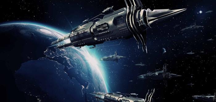 Зрелищные космические сражения в новом трейлере MMO сурвайвала Dual Universe