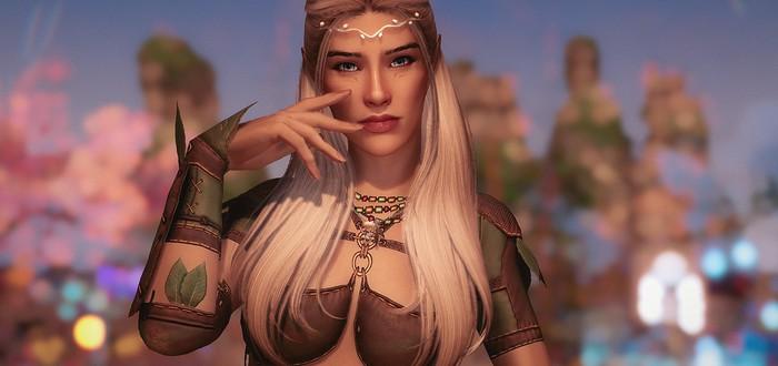 300 модов на Skyrim — и вот как выглядит игра