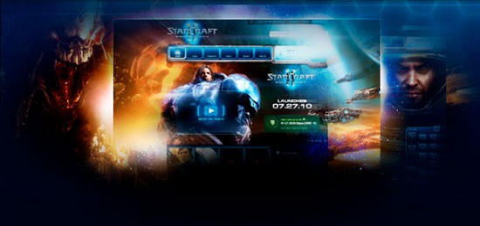 Цифровая версия StarCraft II в день релиза