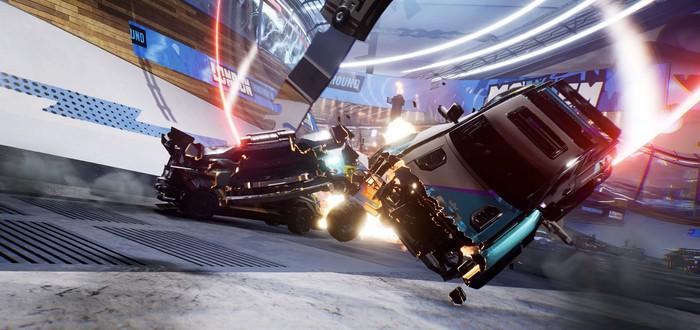 Для PS5 анонсирована аркадная дерби-гонка Destruction AllStars