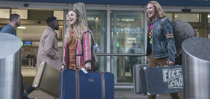Полноценный трейлер комедии Eurovision от Netflix