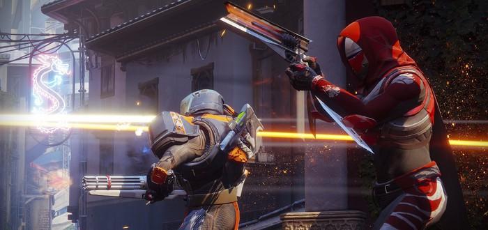Из Destiny 2 убран подбор по навыкам игрока в PvP-режимах