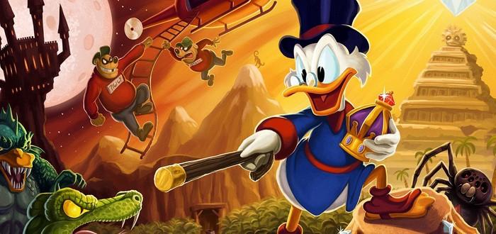 [UPD] DuckTales Remastered: 30 минут геймплея