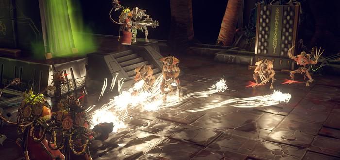 Релиз консольных версий Warhammer 40,000: Mechanicus состоится 17 июля