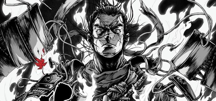 "Автор ""Афросамурая"" нарисовал постеры для Ghost of Tsushima"