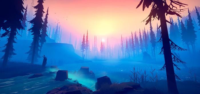 Геймплейный трейлер медитативного сурвайвала Among Trees и запуск раннего доступа