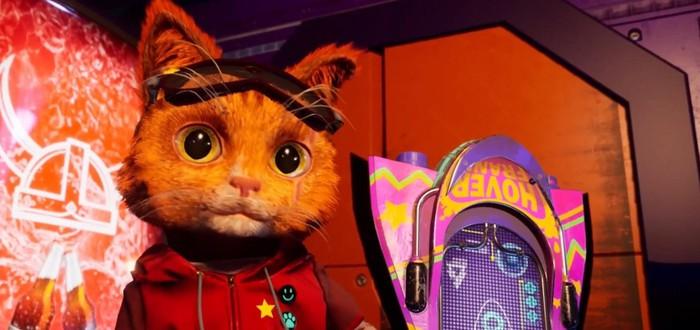 Кот на ховерборде, покорение Марса и другие анонсы со второго дня Guerrilla Collective