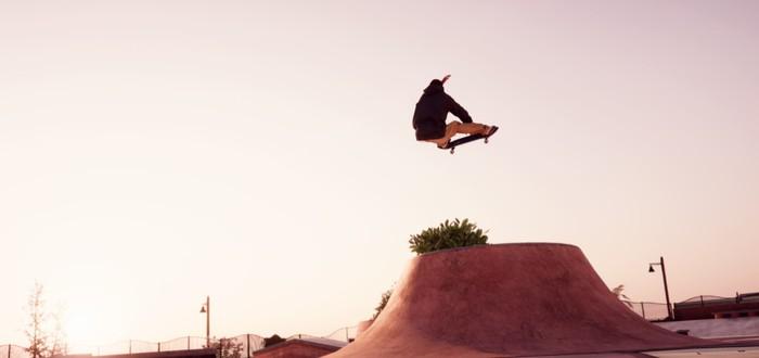 Лучшие места для скейтбординга Калифорнии в новом геймплее Skater XL