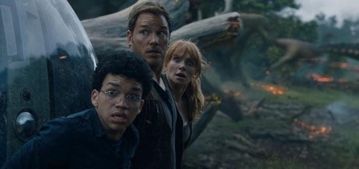 Съемки Jurassic World 3 возобновятся в начале июля