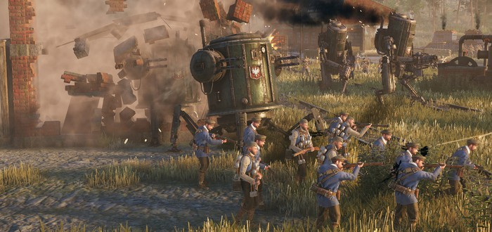 Демо Iron Harvest будет доступно в Steam с 16 по 22 июня