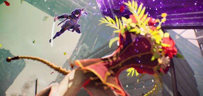 Ураганный экшен в трейлере Scarlet Nexus от разработчиков Tales of Vesperia