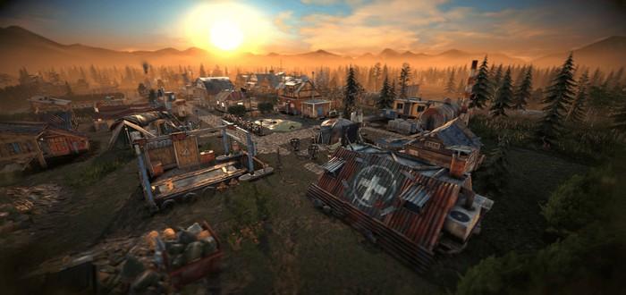 Загрязнение земли и новые здания в тизере обновления Tainted Earth для Surviving the Aftermath