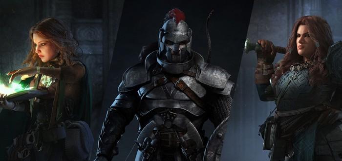 Создание персонажа и геймплей классической CRPG Solasta: Crown of the Magister