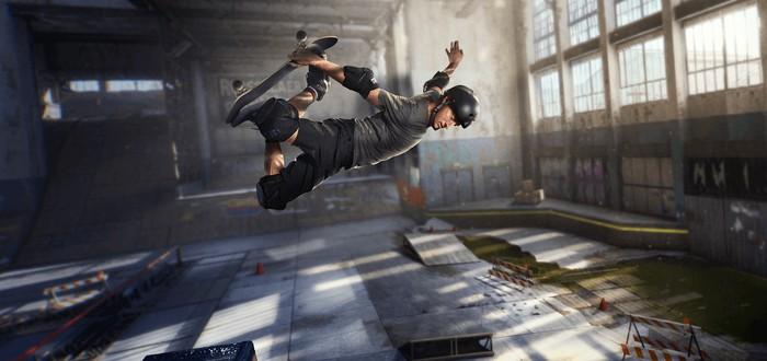 Тони Хоук рассказал о создании ремейков Tony Hawk's Pro Skater 1+2