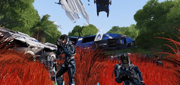 Для ArmA 3 вышли масштабные модификации по Mass Effect и Star Wars
