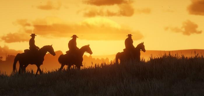 Игрок Red Dead Redemption 2 попал в засаду, о которой никто не знал