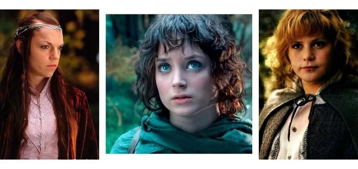 """Персонажам """"Властелина Колец"""" сменили пол, но Фродо остался почти тем же"""