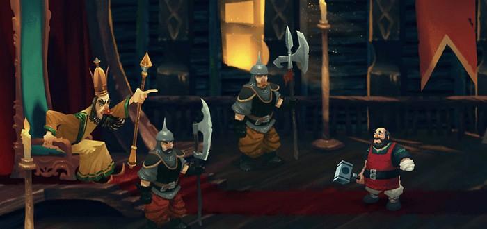 Для консольных версий экшен-RPG Yaga вышло крупное обновление