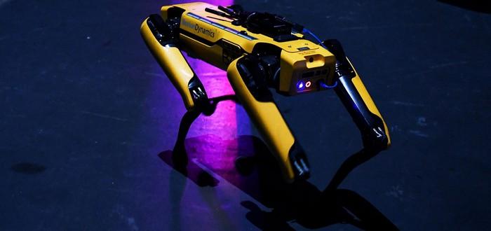 Робот-пес Spot от Boston Dynamics поступил в продажу за 74 тысячи долларов