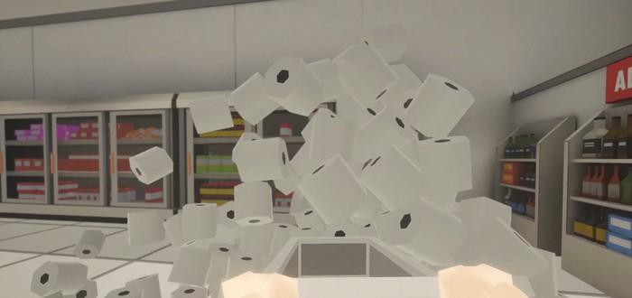 В Steam вышел симулятор карантина во время коронавируса