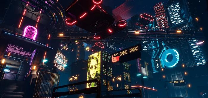 Сражения с киборгами в трейлере VR-экшена Lonn