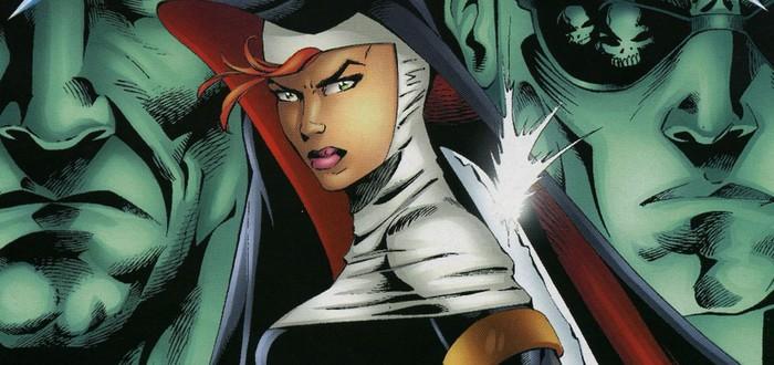 Warrior Nun — новый подростковый сериал про боевых монахинь