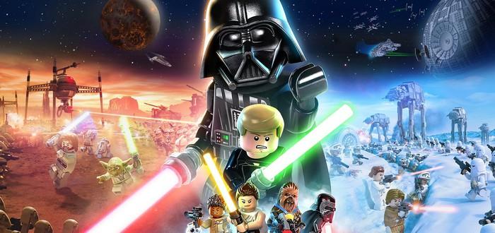Дарт Вейдер в свитере, Малыш Йода и Асока в новых наборах LEGO к Star Wars: The Skywalker Saga