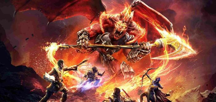 Началась распродажа игр по Dungeons & Dragons, можно бесплатно забрать трилогию Eye of the Beholder