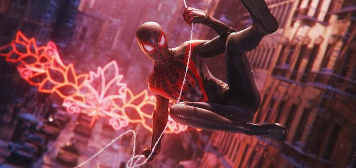 В Marvel's Spider-Man: Miles Morales будут почти мгновенные загрузки и трассировка лучей
