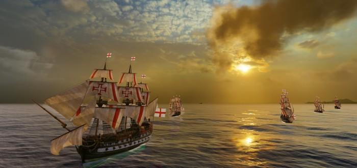 Невероятные скриншоты Port Royale 4, закрытая бета доступна в Steam