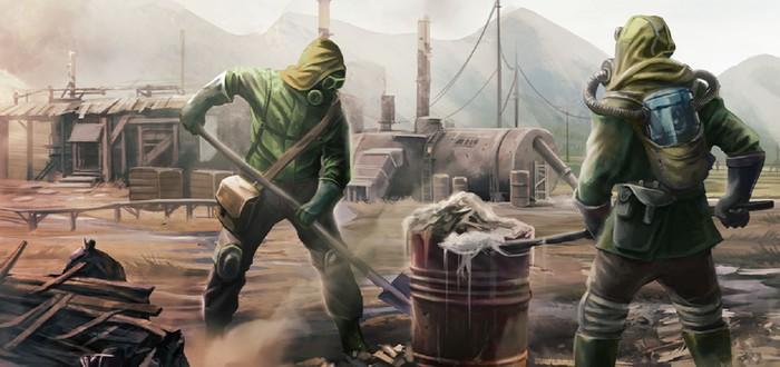 Для Surviving the Aftermath вышло крупное обновление Tainted Earth с новыми зданиями и механиками