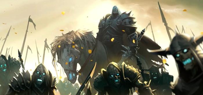 Расследование: Отправился ли конь Артаса в худший ад World of Warcraft