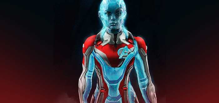 """На концептах """"Мстители: Финал"""" показали футуристическую версию квантового костюма"""