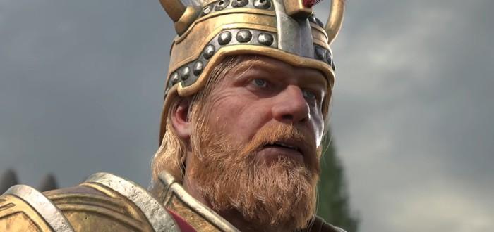 Менелай в новом трейлере Total War Saga: Troy