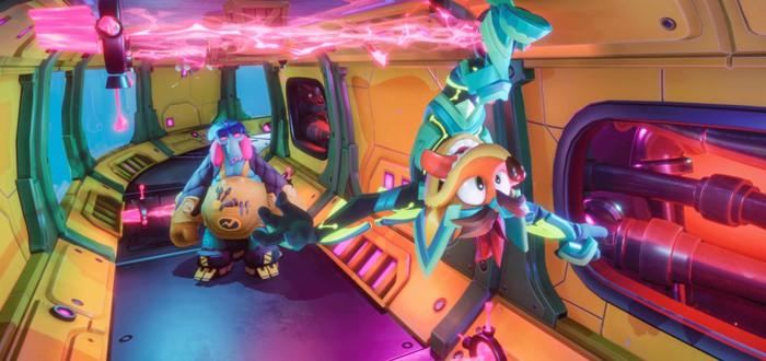 Состоялся анонс Crash Bandicoot 4: It's About Time — релиз в октябре