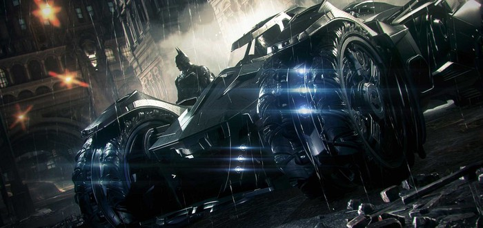 Взгляд на отмененное издание Batman: Arkham Knight с игрушечным бэтмобилем