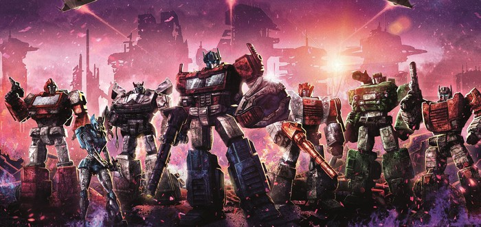 Гражданская война трансформеров в новом трейлере мультсериала Transformers: War For Cybertron