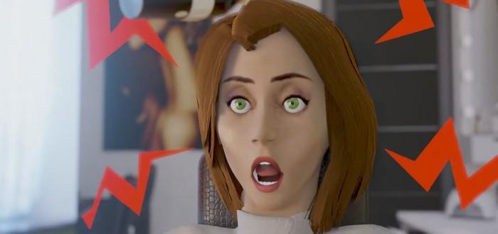 Трудности работы парикмахером в первом трейлере симулятора Hairdresser Simulator